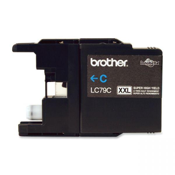 Brother LC79C Cyan Super High Yield Ink Cartridge