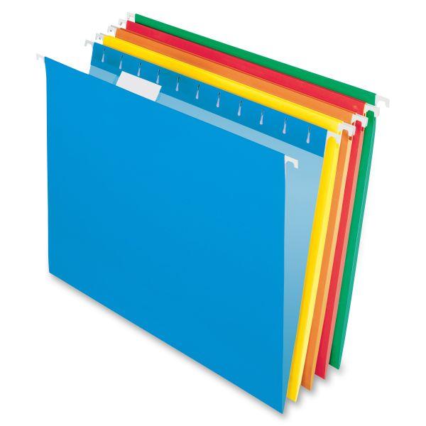 Pendaflex 2-tone Color Hanging File Folders