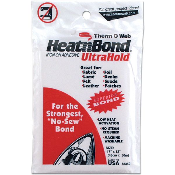 Heat'n Bond Ultra Hold Iron-On Adhesive