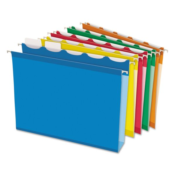 Esselte Hanging Box Bottom File Folders