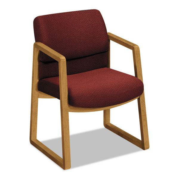 HON 2403 Series Sled Base Guest Chair