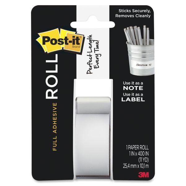 Post-it Full Adhesive Label Roll