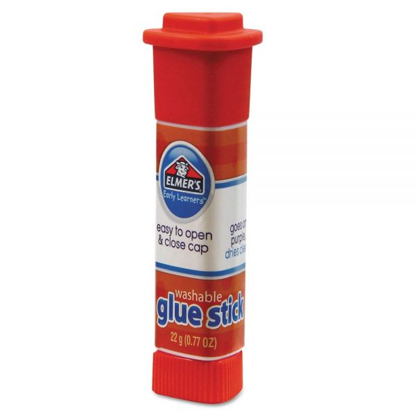 Elmer's Early Learners Washable Glue Sticks