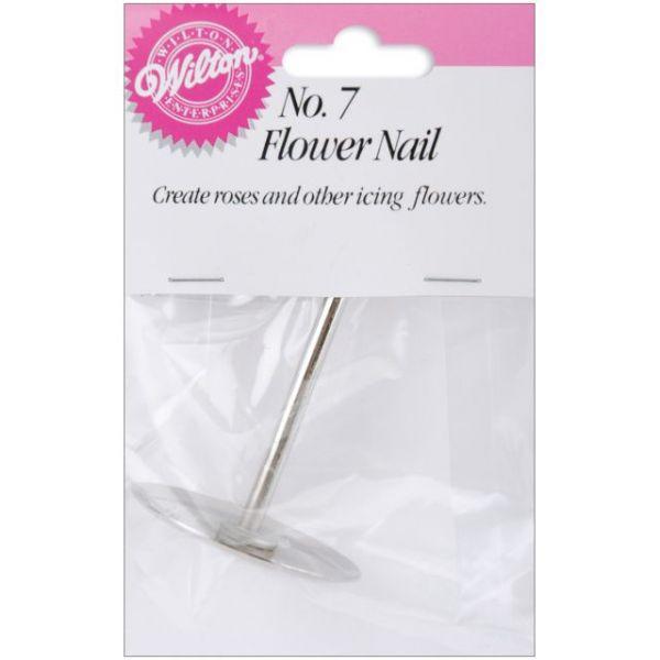 No.7 Flower Nail