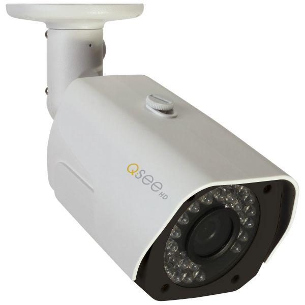 Q-see QCN8026B 4 Megapixel Network Camera - Color