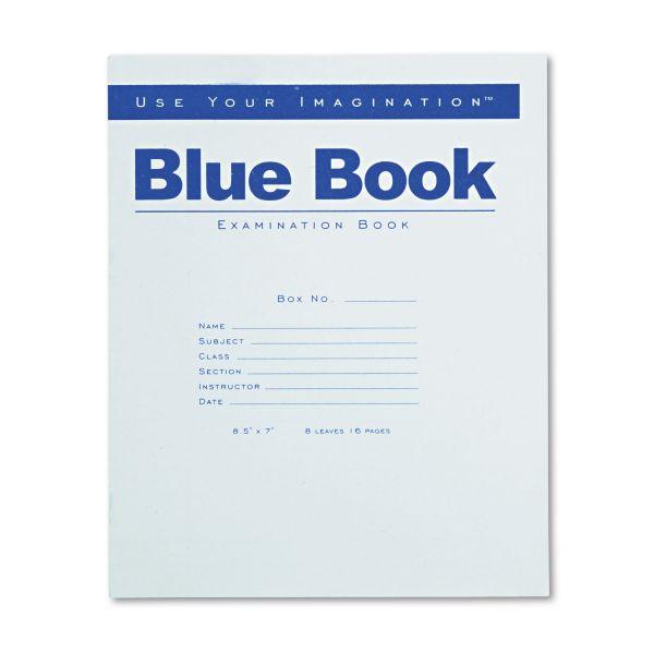 Roaring Spring Blue Exam/Testing Booklet