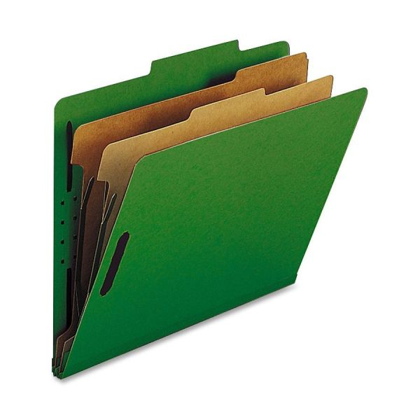 Nature Saver 2-Divider Classification Folders