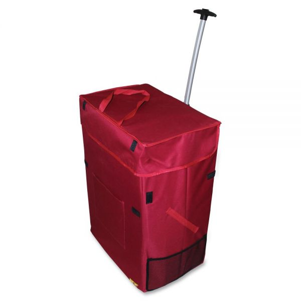 Dbest Smart Travel/Luggage Case for Multipurpose - Red