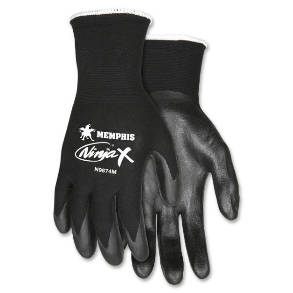 MCR Safety Ninja X Nylon Safety Gloves