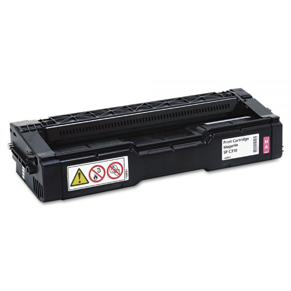Ricoh 406477 Magenta High Yield Toner Cartridge