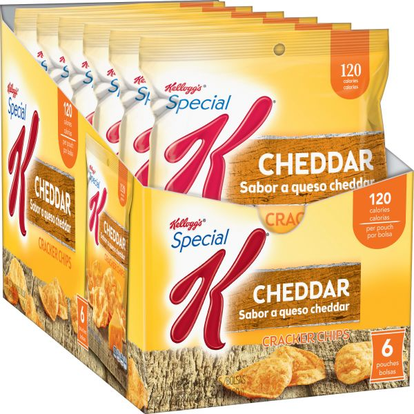 Special K Keebler Cracker Chips