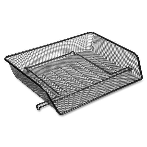 Lorell Side-loading Steel Mesh Letter Tray
