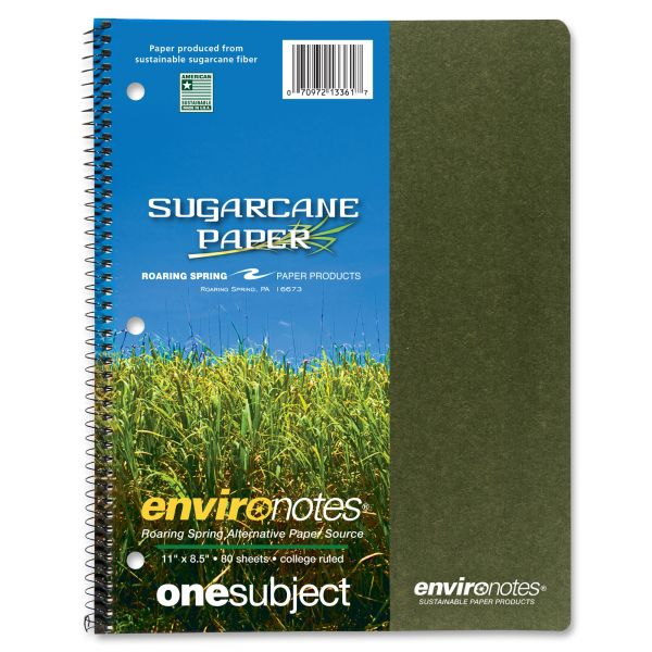 Roaring Spring Single Sub. Composition Notebooks