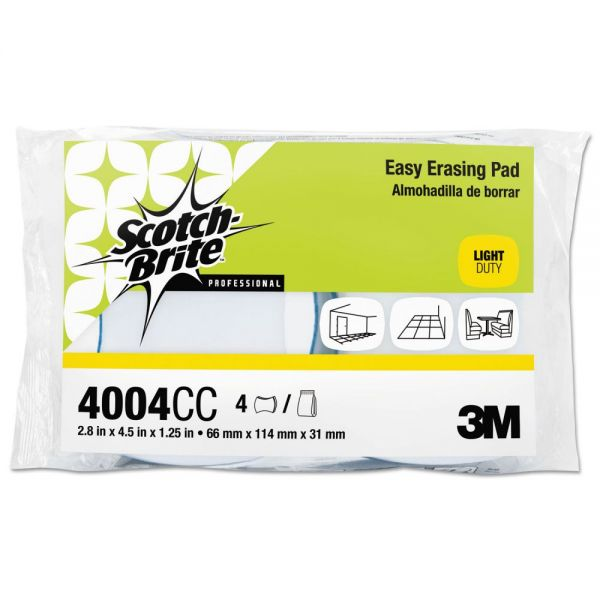 Scotch-Brite Easy Erasing Pads