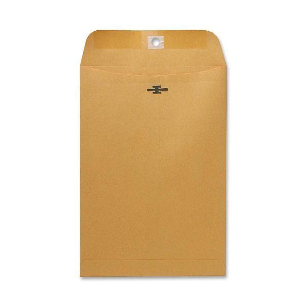 "Sparco Gummed 7"" x 10"" Clasp Envelopes"