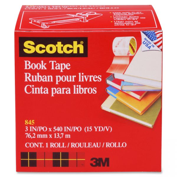 "Scotch 3"" Book Repair Tape"
