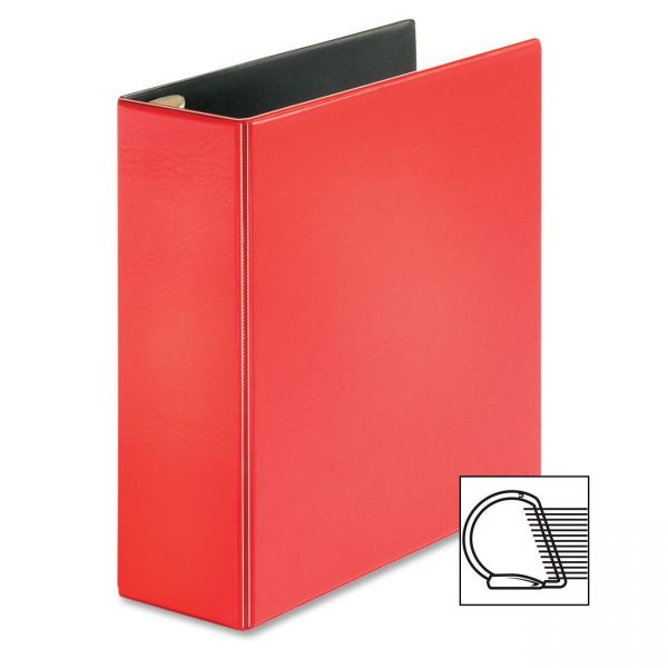 "Cardinal EasyOpen Locking 4"" 3-Ring Binder"