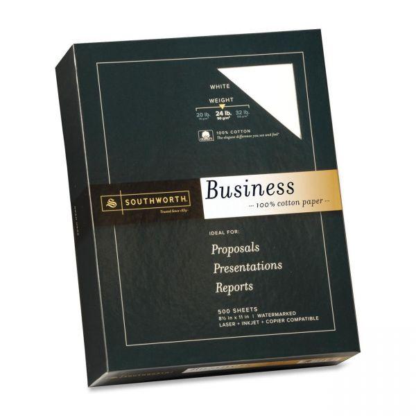 Southworth 100% Cotton Fine Business Paper