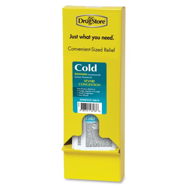 Lil' Drugstore Cold Relief Tablets