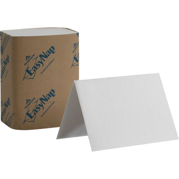 Georgia Pacific EasyNap Embossed Paper Dispenser Napkins