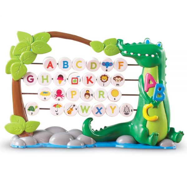 Learning Resources Alphagator Bead Abacus