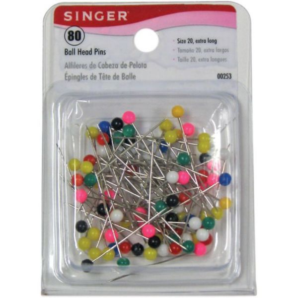 Ball Head Pins