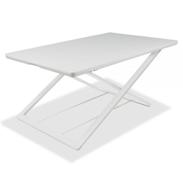 Lorell Slim Adjust Desk Riser