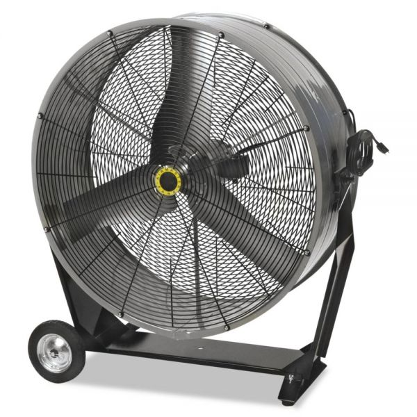"Airmaster Fan Portable Direct Drive Mancooler, 36"", 830 rpm"