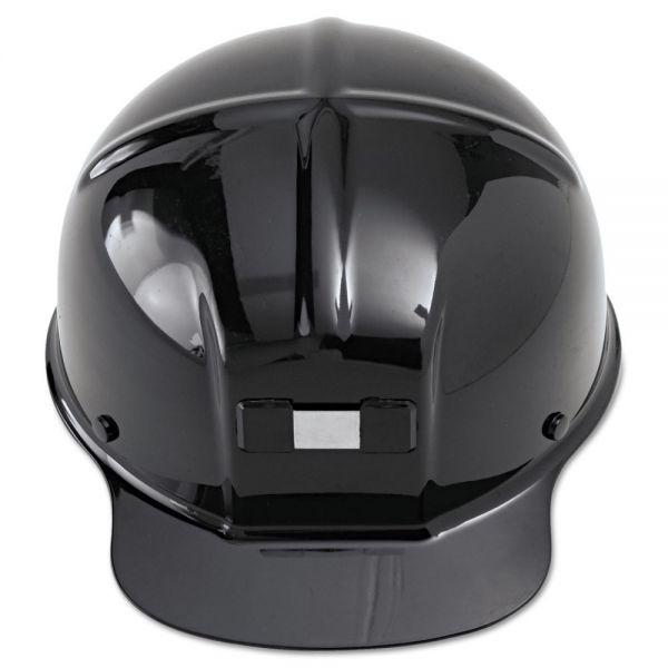 MSA Comfo-Cap Miner's Hat, Black