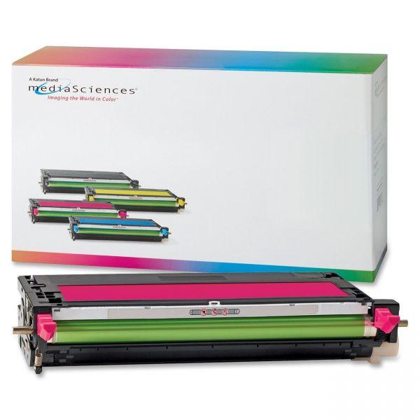 Media Sciences Remanufactured Dell 310-8097 Magenta Toner Cartridge