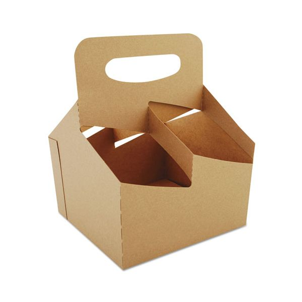 SCT 4-Cup Pop-Up Drink Carriers