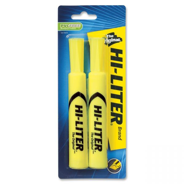 Hi-Liter Tank Style Highlighters