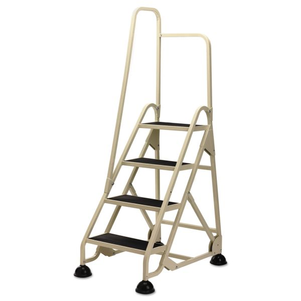 Cramer Stop-Step 4-Step Step Ladder With Right Handrail