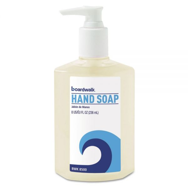 Boardwalk Liquid Hand Soap