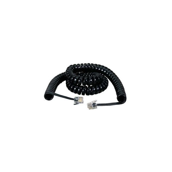 Black Box Modular Coiled Handset Cable