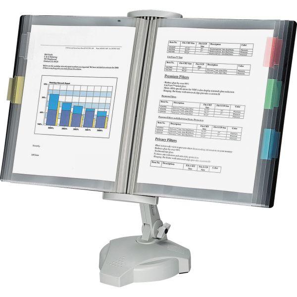 Fellowes Desktop Reference Rack