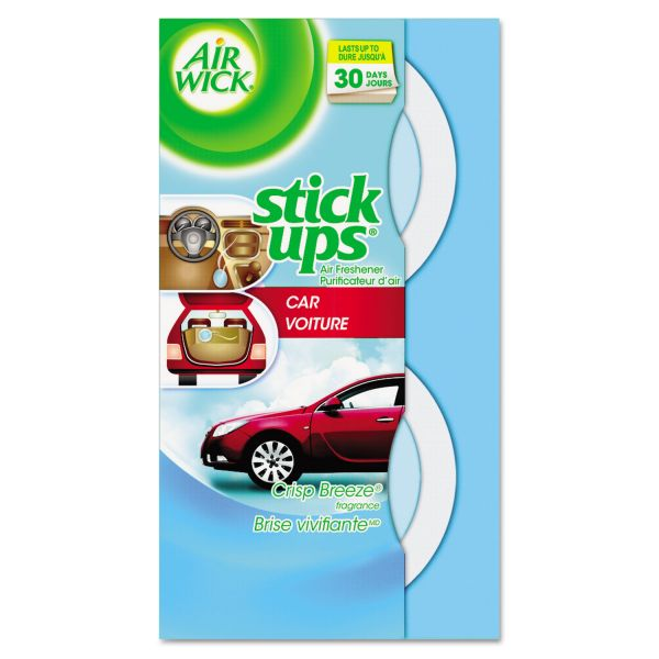 Air Wick Stick Ups Car Air Freshener