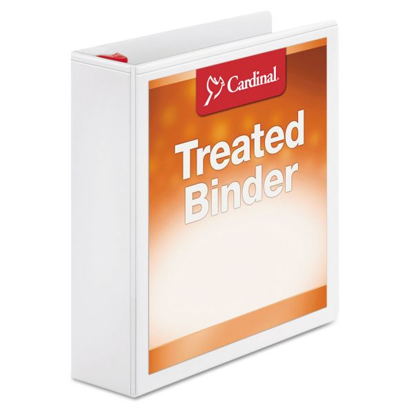 "Cardinal ClearVue 2"" 3-Ring View Binder"