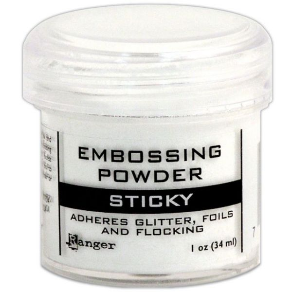 Sticky Embossing Powder 1oz