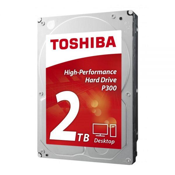 "Toshiba P300 2 TB 3.5"" Internal Hard Drive"