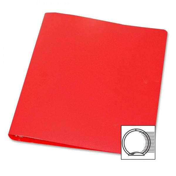 "Samsill 1"" Poly Binder"