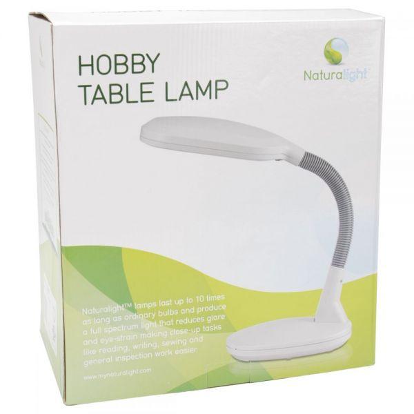Naturalight Hobby Table Lamp