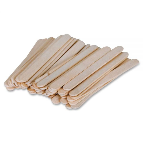 Natural Wood Craft Sticks