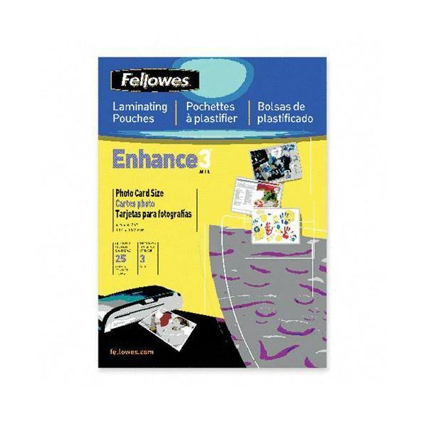 Fellowes Photo Laminating Pouches