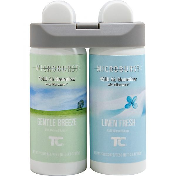 Rubbermaid Microburst Duet Air Freshener Refills