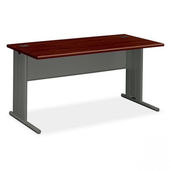 "HON The StationMaster Desk | 60""W x 29-1/2""D"