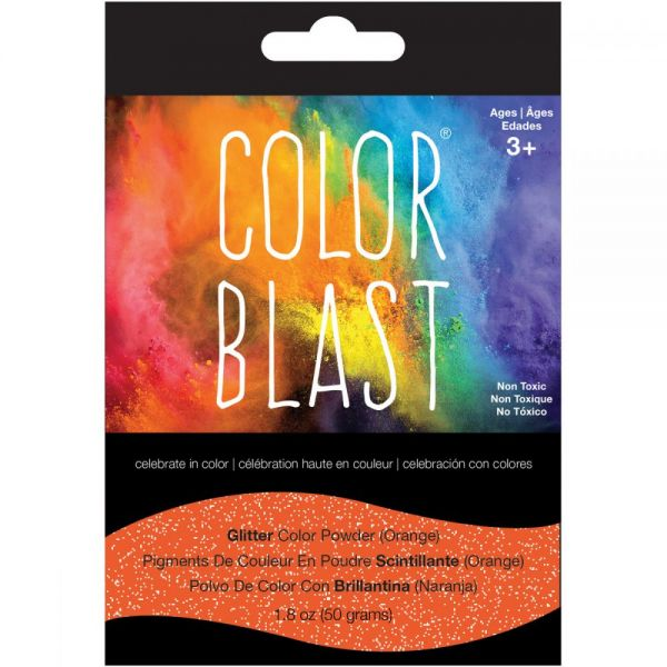 Color Blast Glitter Powder 2.5oz