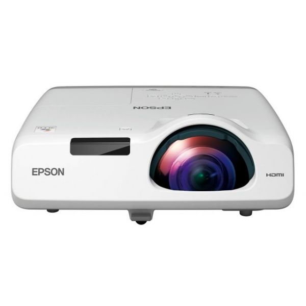 Epson PowerLite 520 Short Throw LCD Projector - 720p - HDTV - 4:3