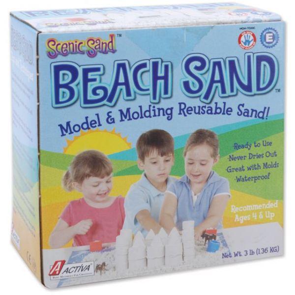 Scenic Sand Beach Sand 3lb