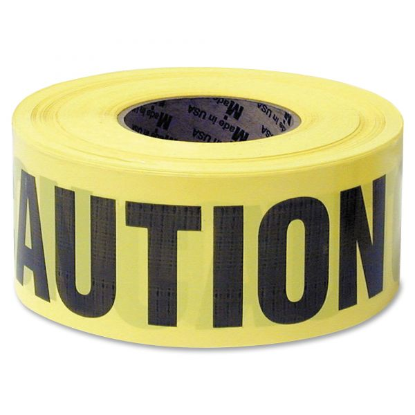 "Great Neck ""Caution"" Safety Tape"